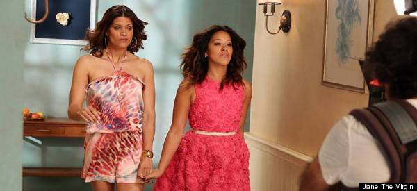 Gina Rodriguez On Why Stars Are 'Afraid' To Speak Up About Diversity On TV