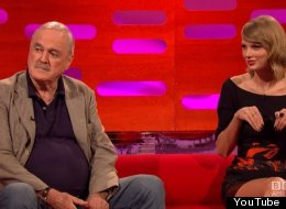 John Cleese Insulted Taylor Swift's Cat On The Graham Norton Show, And It Was Very Funny