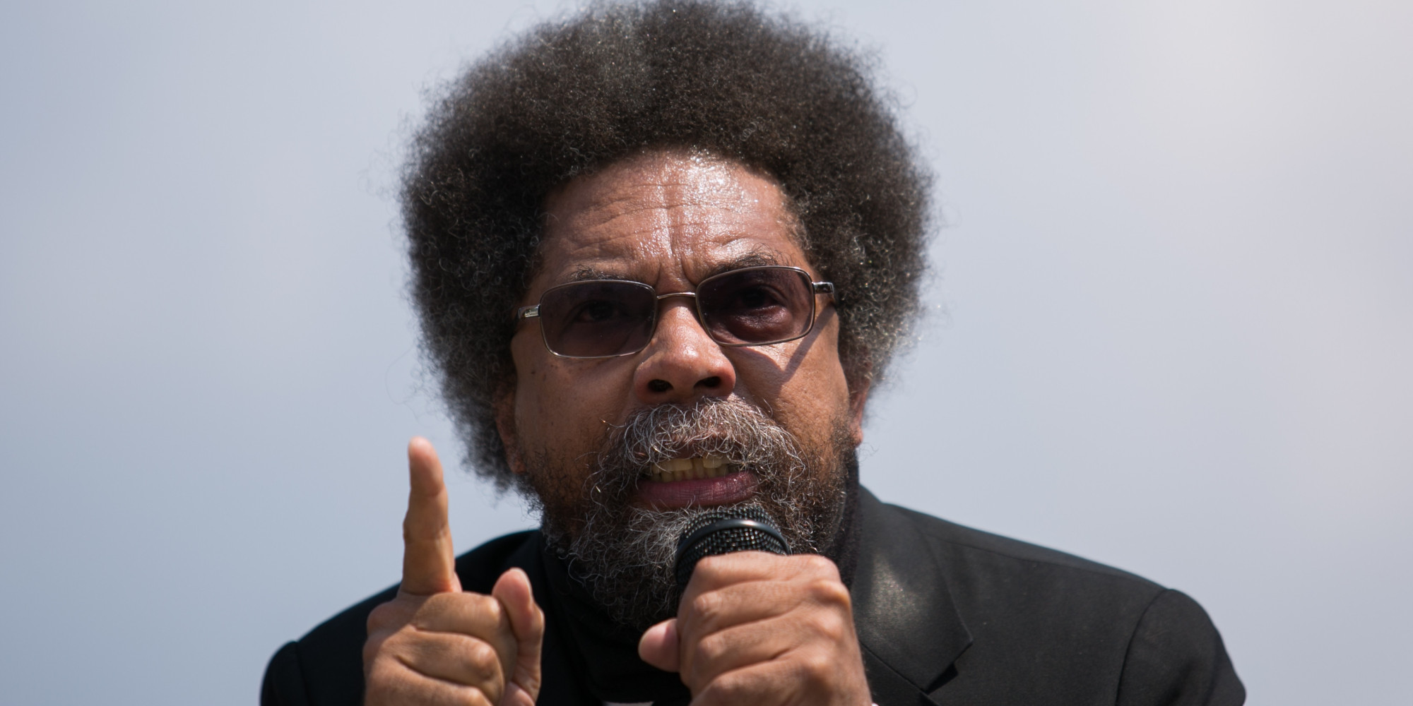 cornel west Dr cornel west and chancellor rebecca chopp host an hour-long  but cornel  west admits he will never live up to the high standards of the.