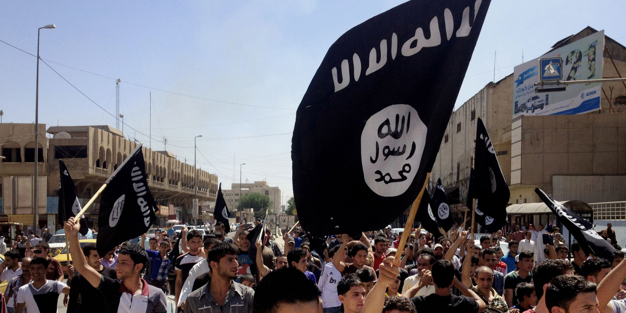 Islamic State's Black Flag Flies Over Vatican On Cover Of