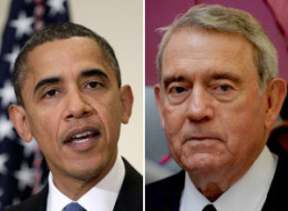 Obama Dan Rather