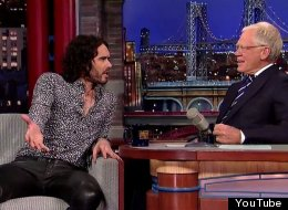 'We Can Do Better': Russell Brand Tells David Letterman Why He Wants A Revolution