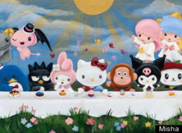 Sanrio Celebrates 50 Years With A 'Small Gift'