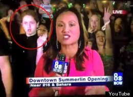 This Kid Just Totally Stole The Show During A Live News Report...