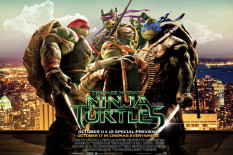 Teenage Mutant Ninja Turtles | Pic: Paramount