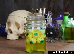 Halloween Tricks You Can Play With Food