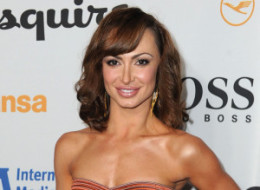 Karina Smirnoff Engaged
