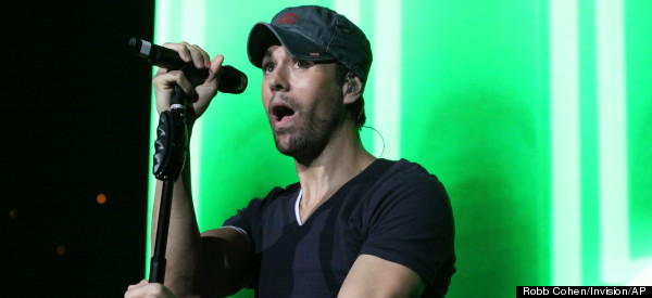 Enrique Iglesias Says He 'Got A Divorce Three Days Ago'