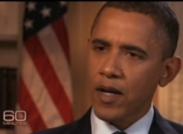 Obama 60 Minutes Video