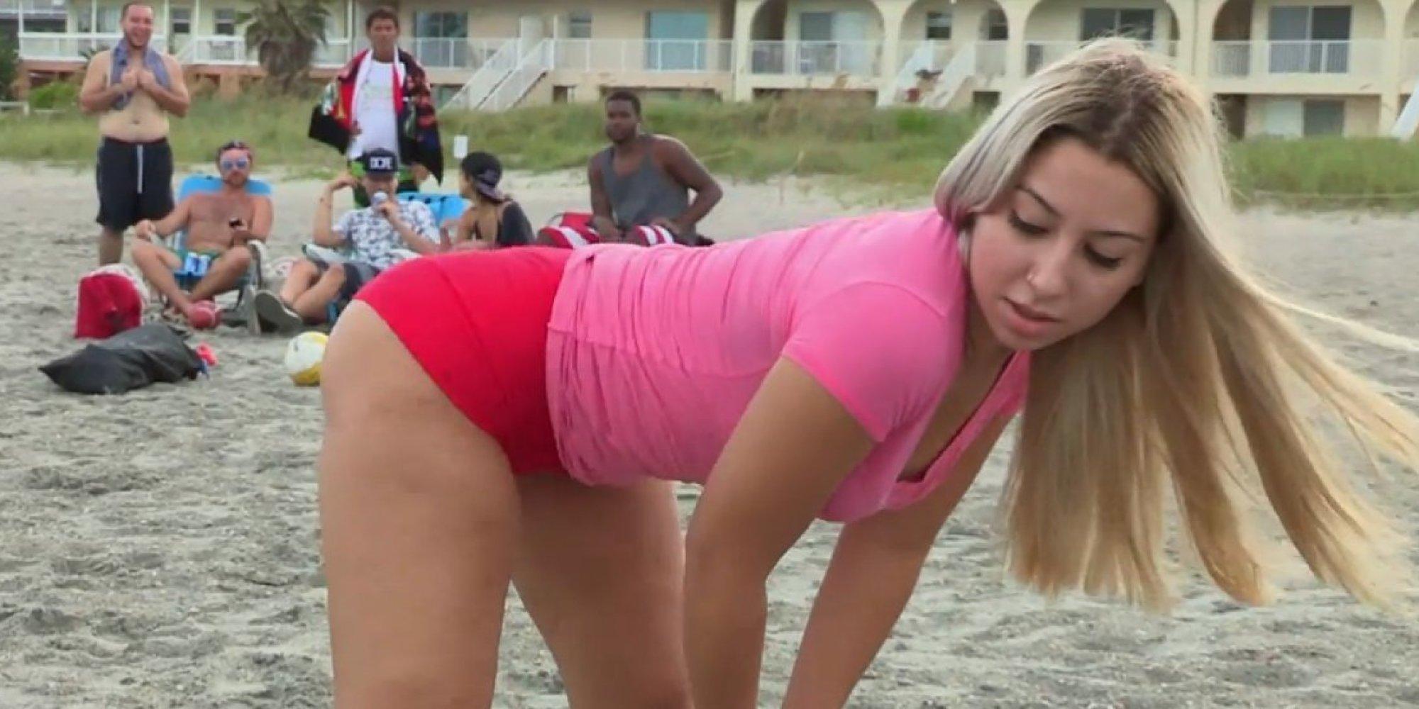 Black Girl Twerking On Vine