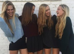 Teens Love Brandy Melville, A Fashion Brand That Sells Only One Tiny Size