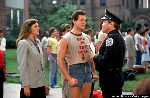 steve guttenberg police academy