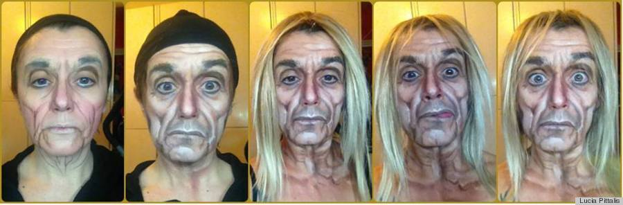 iggy pop makeup