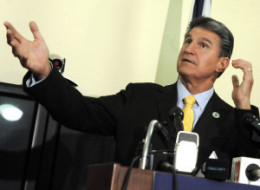 Joe Manchin Party Switch