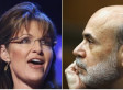 Palin Lashes Out At Bernanke, Urging Him To 'Cease And Desist' Purchase Of Treasuries
