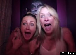 These People Got The Fright Of Their Life When They Entered This Photo Booth...