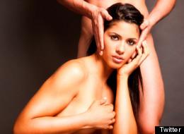 Aparecen fotos de Miss Venezuela posando desnuda y en grupo