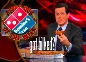 Dominos Pizza Usda