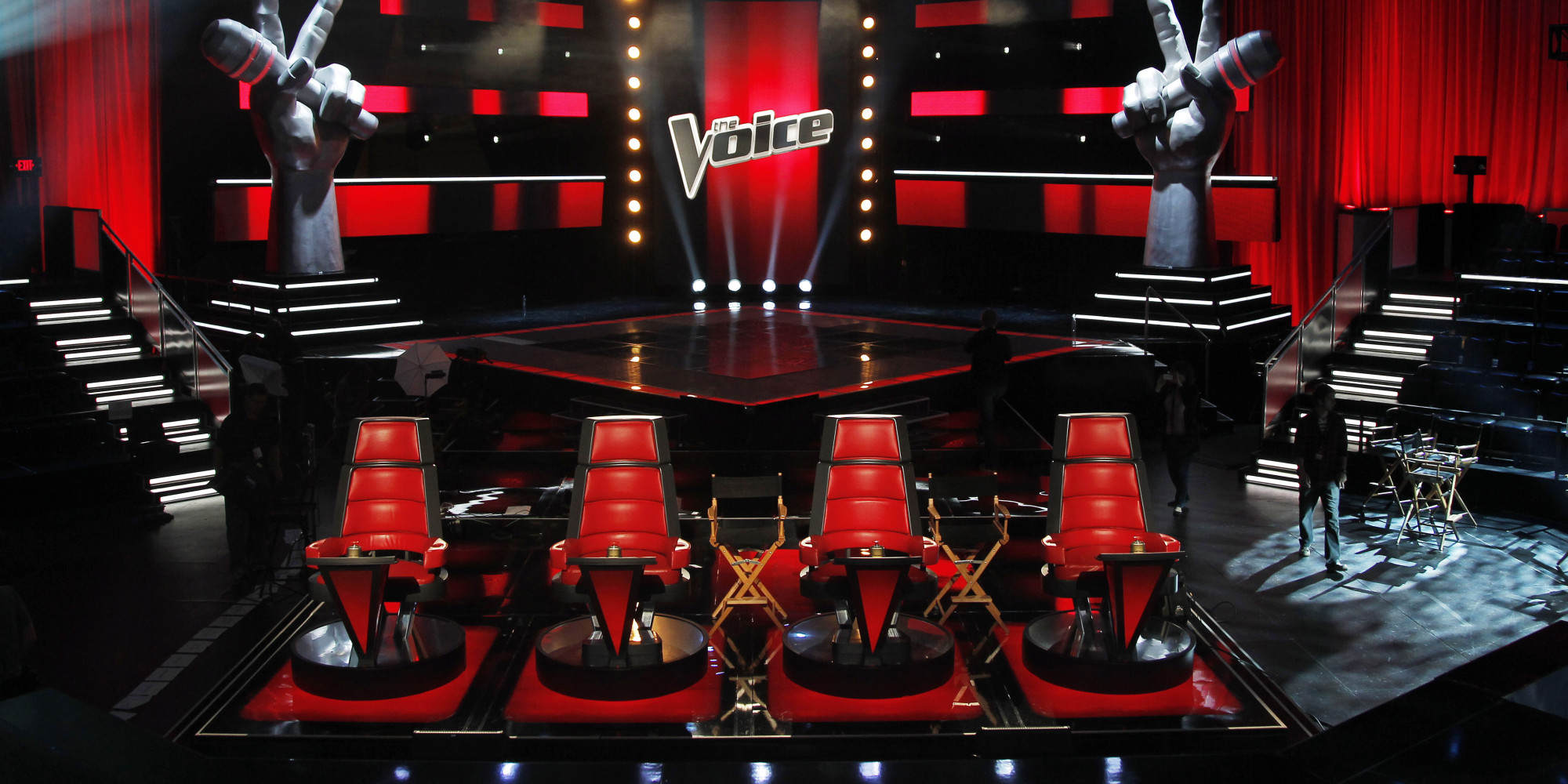 Christina Aguilera Is Officially Returning To  U0026 39 The Voice U0026 39  For Season 8