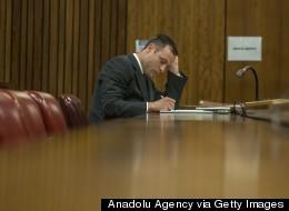 Reeva Steenkamp's Cousin Breaks Down During Pistorius Hearing