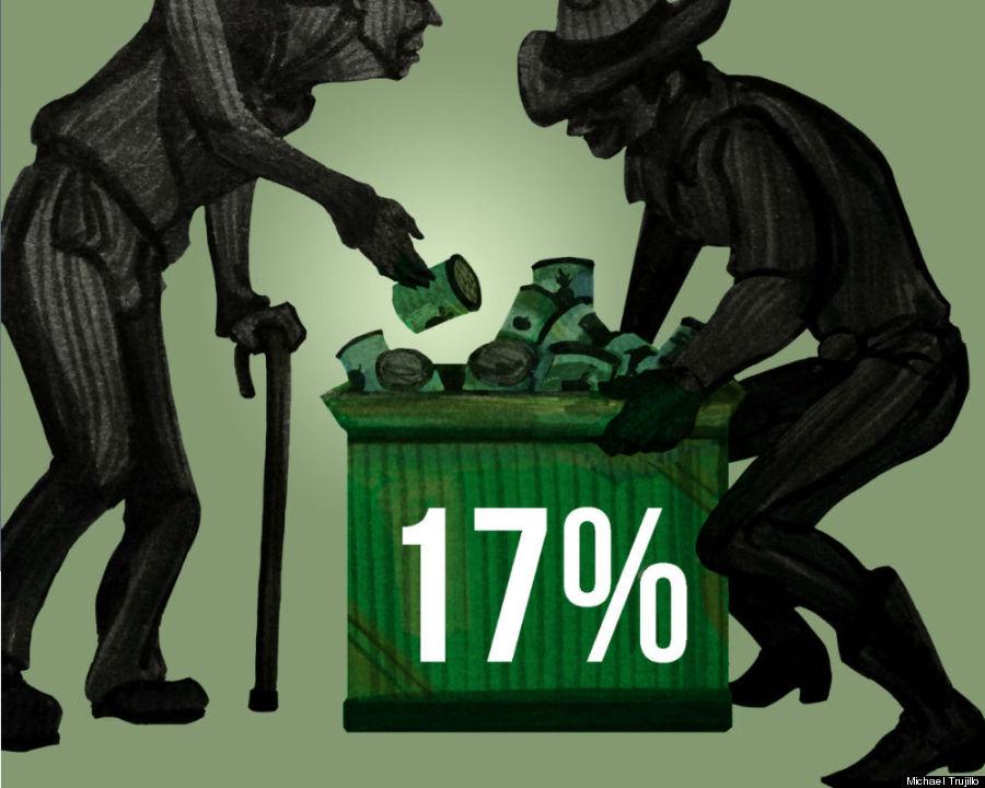17 percent 3