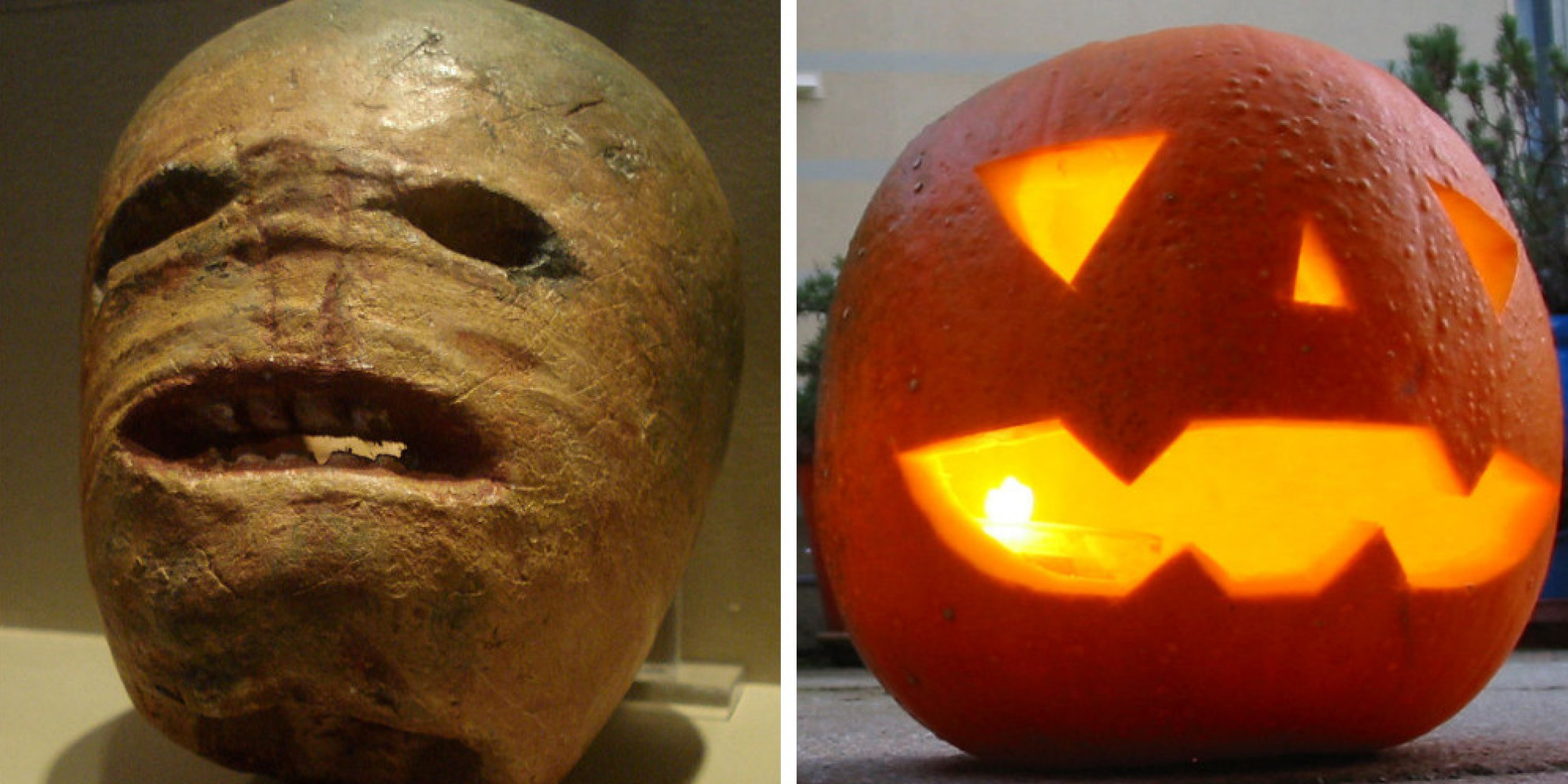 8 super weird things you didnt know about halloween huffpost - Strange Halloween Facts