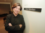 Anna Quindlen: 'Feminism Has Been The Ruling Impulse Of My Adult Life'