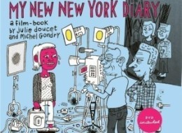 Michel Gondry Signing At The Family Bookstore: 'My New New York Diary'