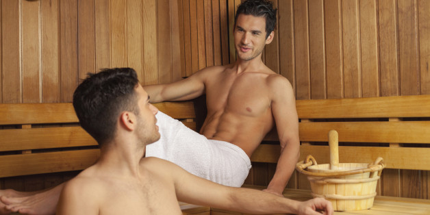 Gay spas and bathouses