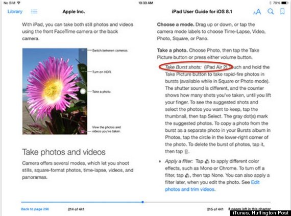 how to delete all photos in ipad mini