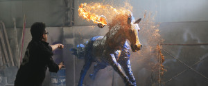 SIMON MA HORSES