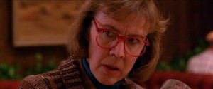 Log Lady Twin Peaks
