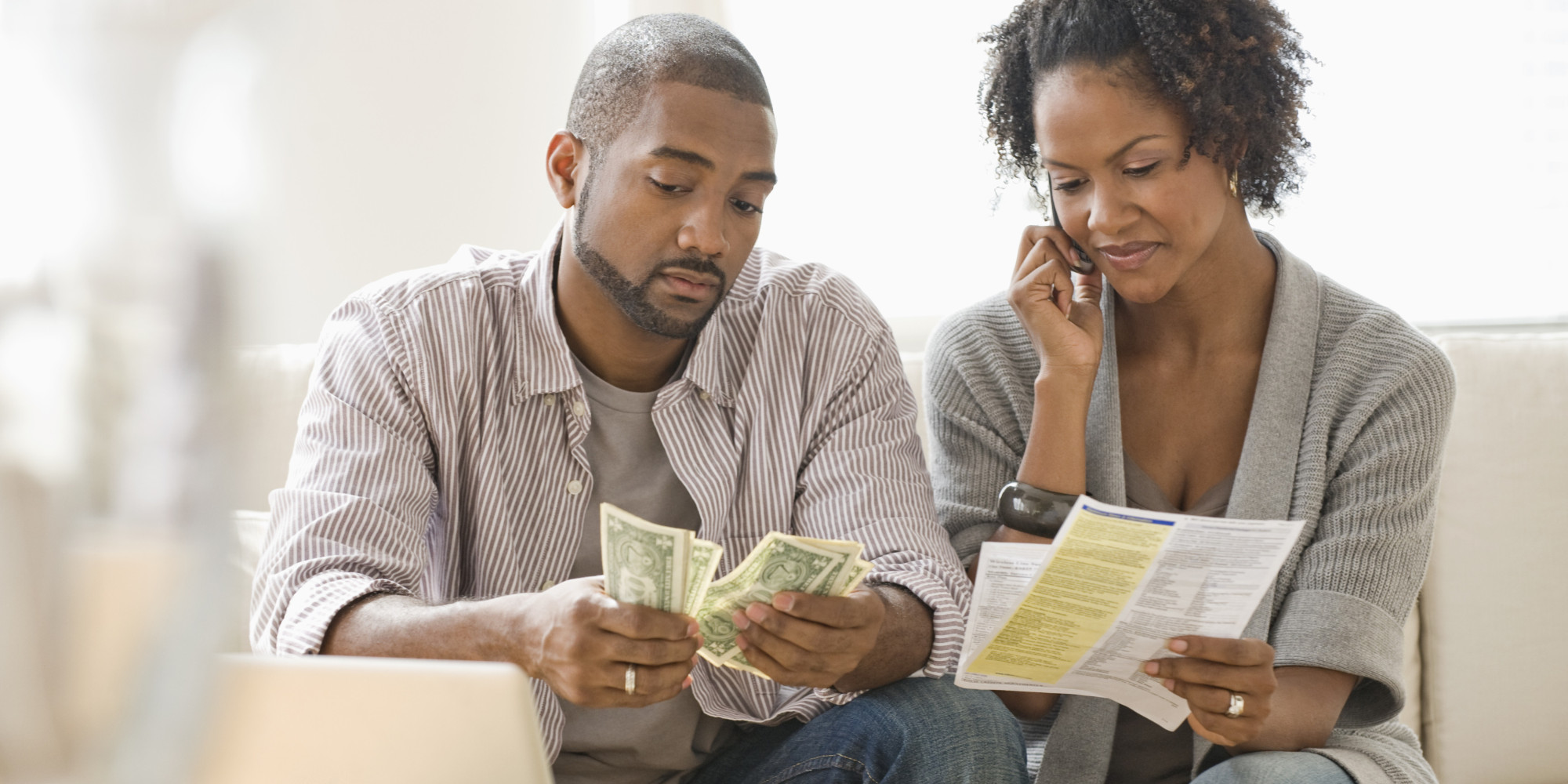 3 Practical, Easy Ways to Combat Financial Stress | HuffPost