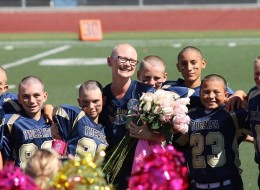 Our Football Family's Stunning Act Of Love