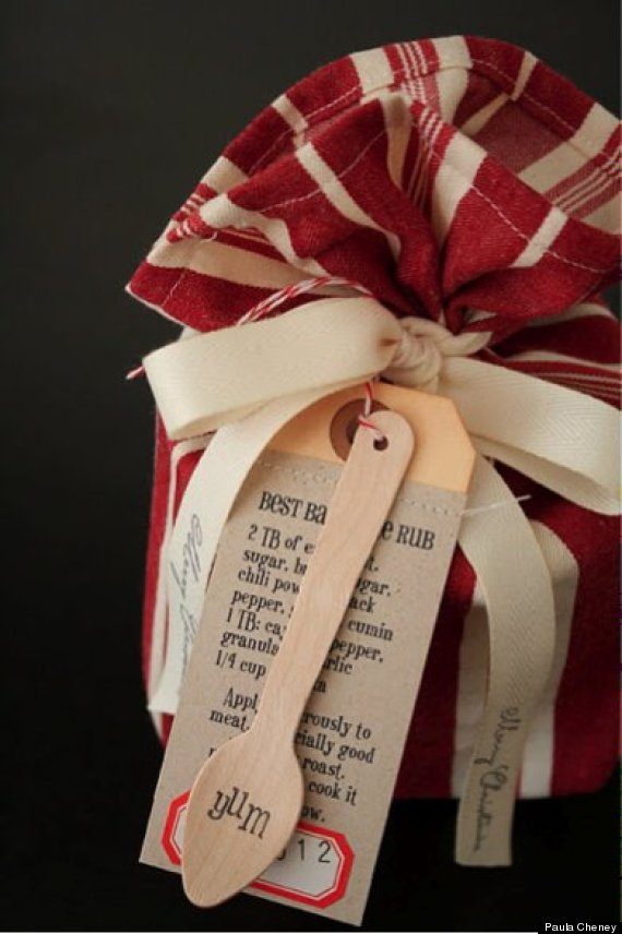 Christmas Quick Amp Easy Gift Wrap The Party Fetti Blog