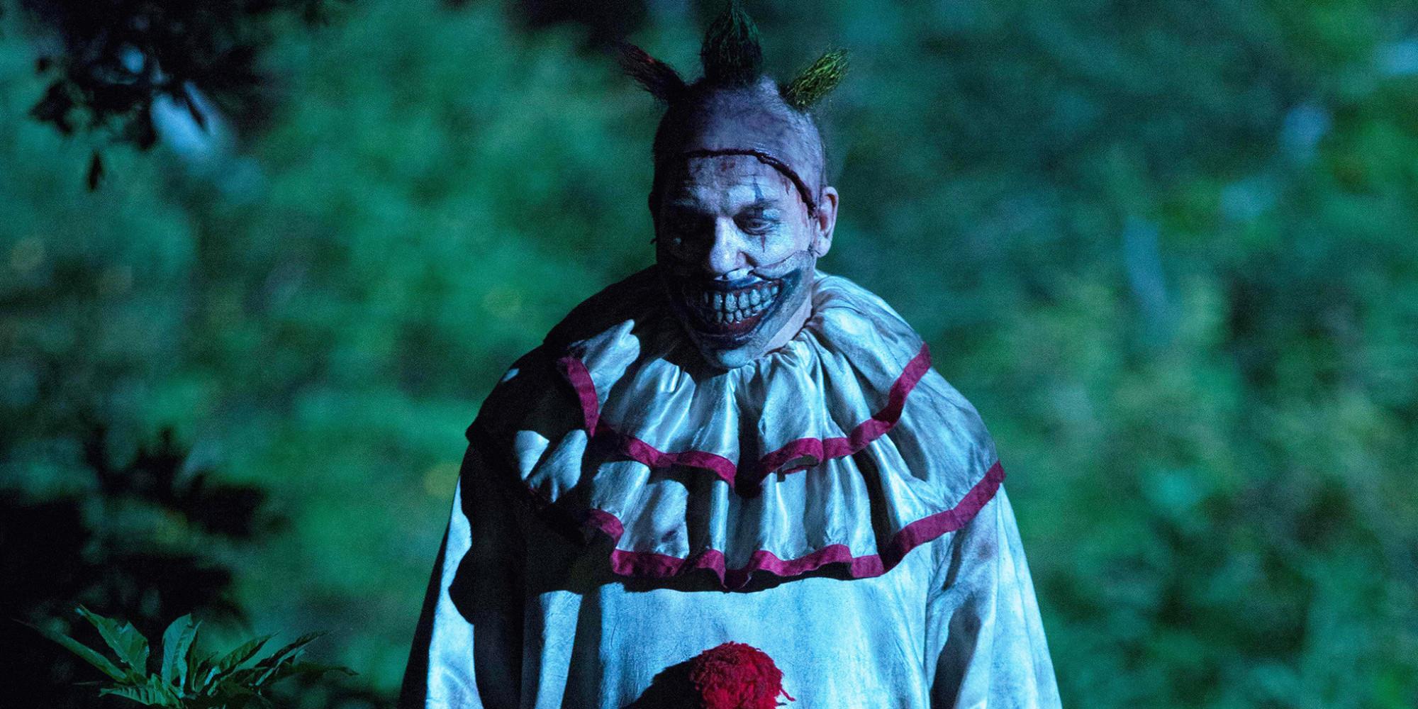 Meet The Man Behind Twisty The Clown On 'American Horror Story: Freak ...