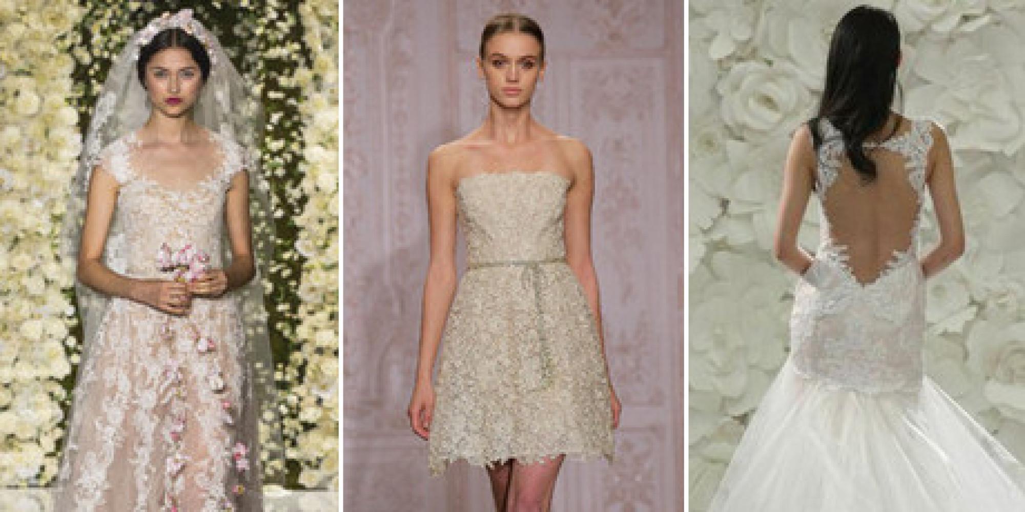wedding dress trends trending wedding dresses