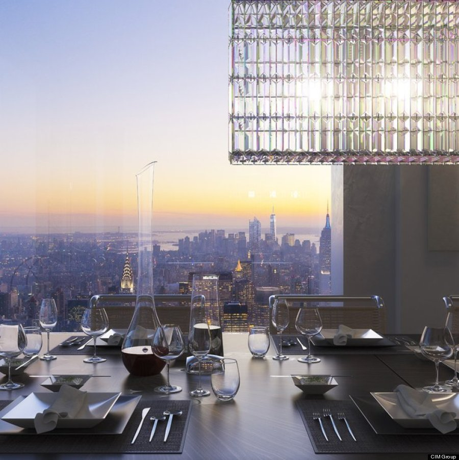 432 park avenue offers a 95 million view of new york photos. Black Bedroom Furniture Sets. Home Design Ideas