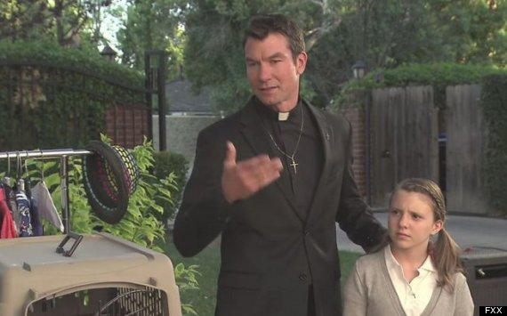 priest jerry oconnell