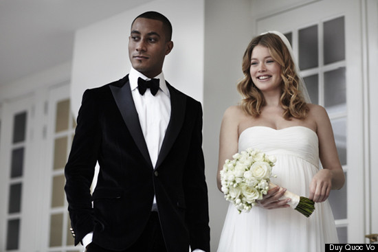 Doutzen Kroes and her Beau Sunnery James Tied the Knot on 7th November 2010
