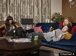 First Look! Kate, Naomi And Noel On 'Gogglebox'