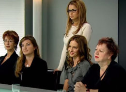 #TBT: Remember When Cheryl Cole Was On 'The Apprentice'? (VIDEO)