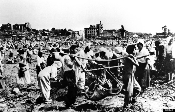 pyongyang 1953