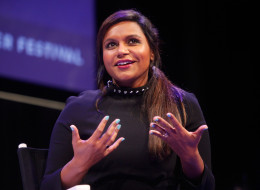 Mindy Kaling On Obvious Sexism And Why She Refuses To Be An Outsider