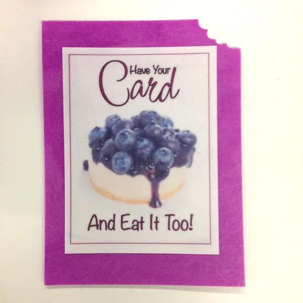 Edible Greeting Cards Are Here In Case You Want To Eat Your Words – Birthday Card Mail