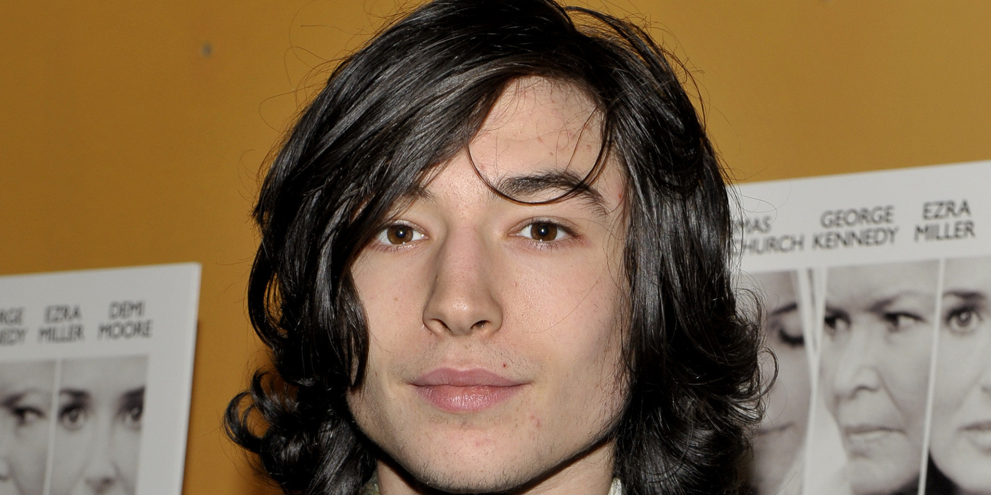 Ezra Miller Makes History With 'Flash' Casting | HuffPost