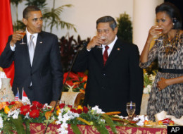 Basko Diplomacy Obama Meatball Indonesia