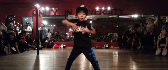 AIDAN PRINCE DANCE