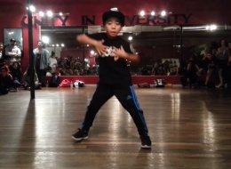 8-Year-Old Dancer Takes The World By Storm