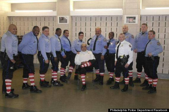 philly police sockie